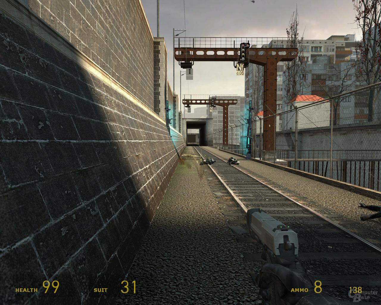 ATi R600 Half-Life 2 -  16xAF