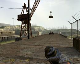 ATi R600 Half-Life 2 -  24xCFAA (Edge Detect Filter)