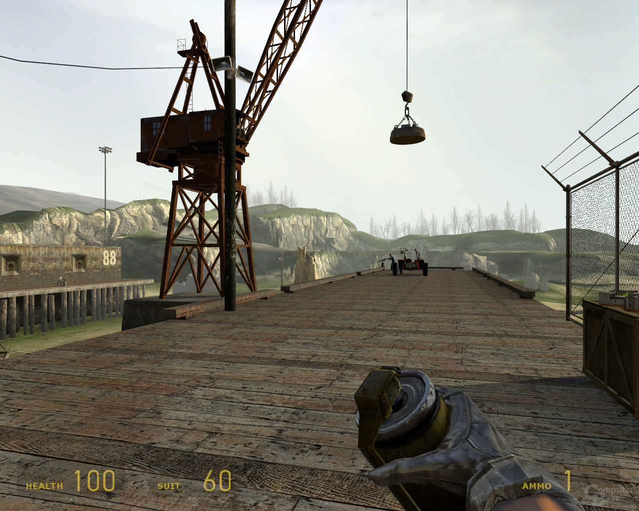 ATi R600 Half-Life 2 -  8xAA
