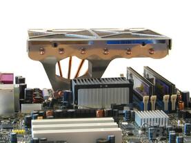Und teilweise Chipsatzkühler
