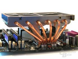 Überragt RAM-Bänke