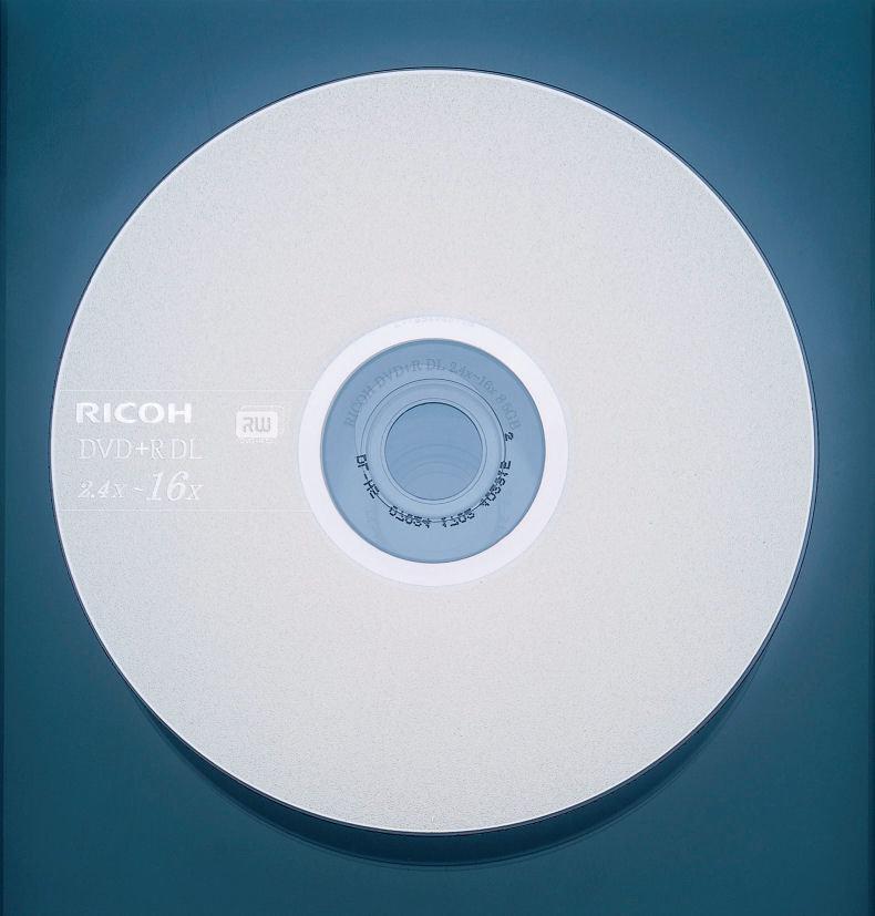 Ricoh DVD+R DL 16x