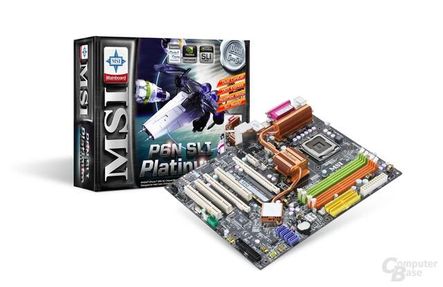 P6N SLI Platinum
