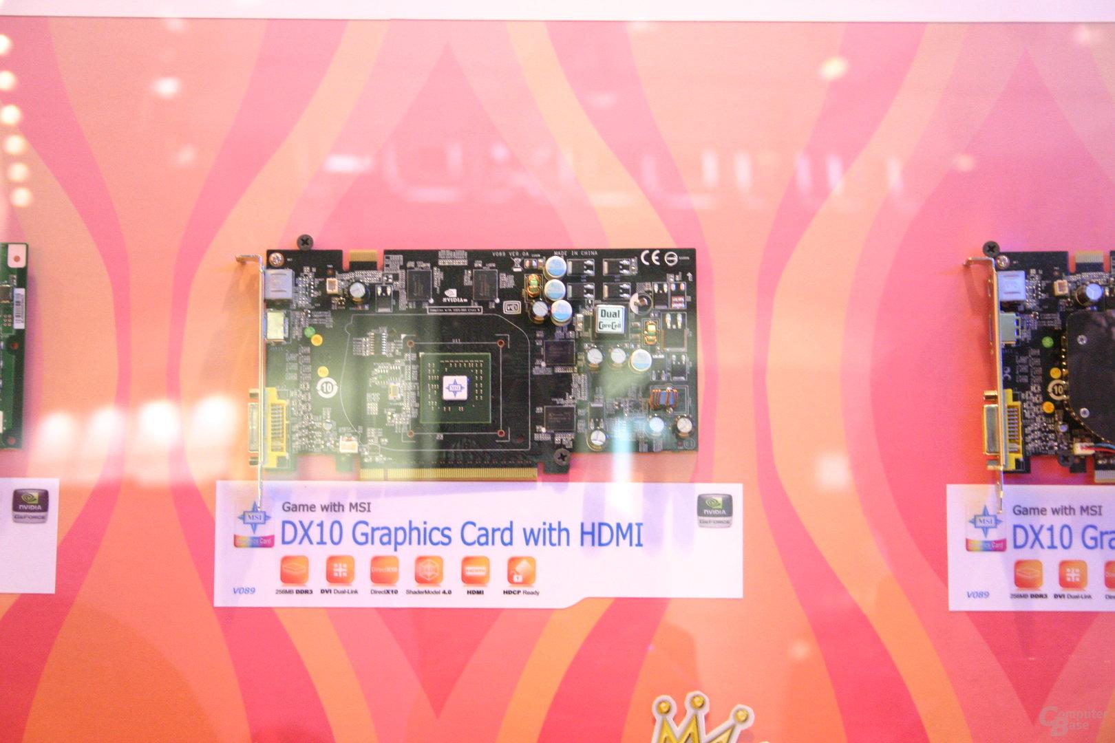 G84 mit HDMI