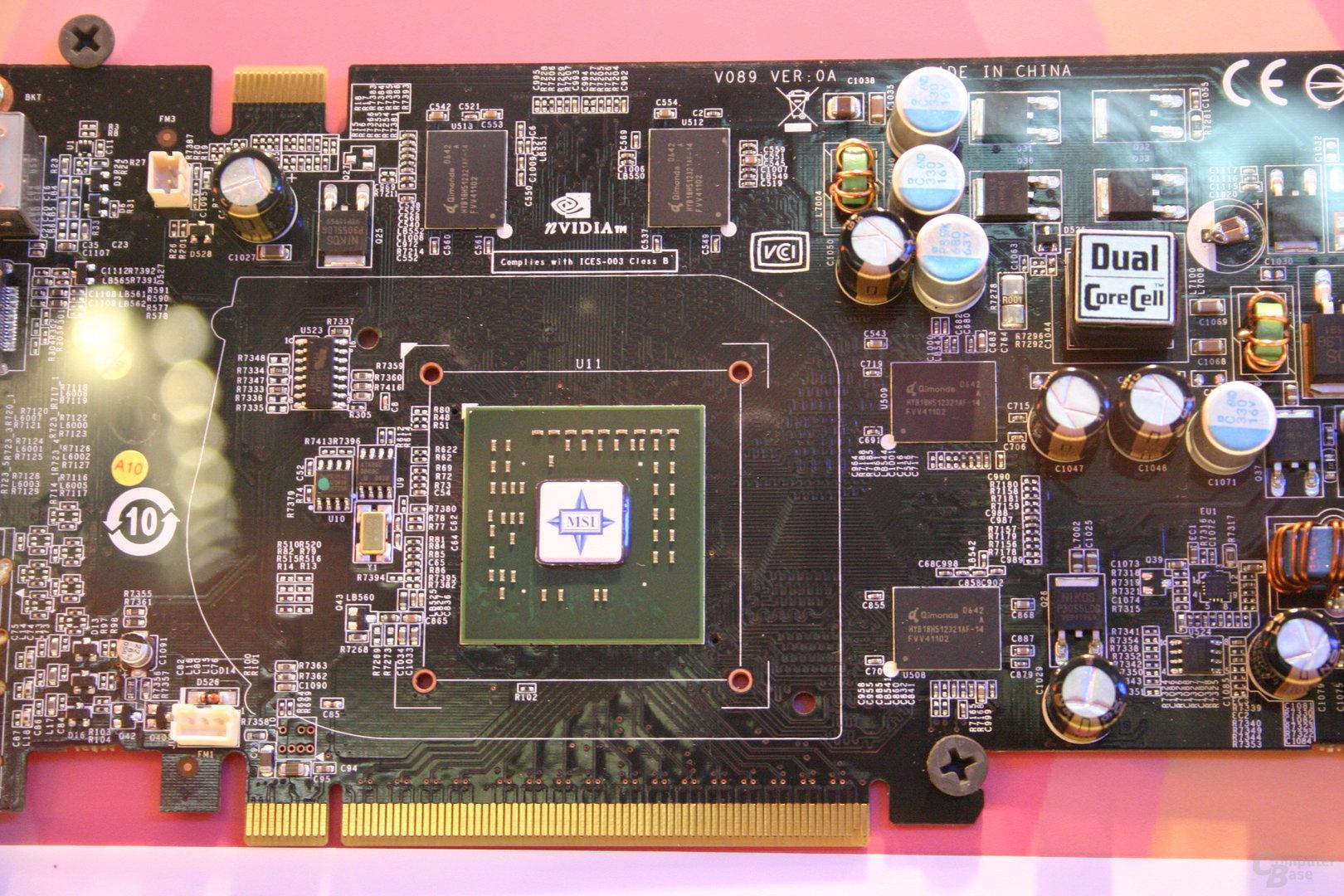G84 GPU