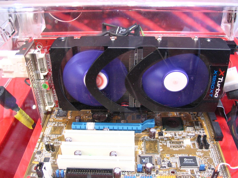 Radeon X1950 XT AGP