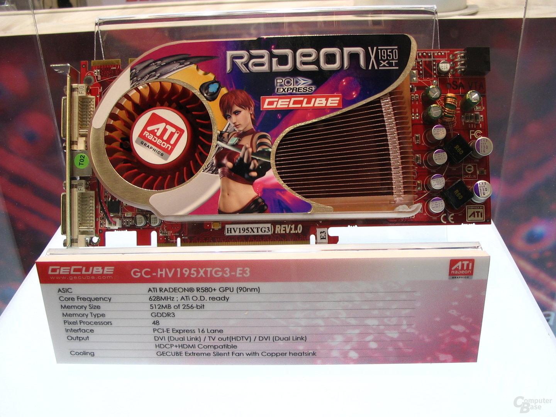 Radeon X1950 XT PCIe