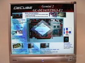 GeCube Gemini 2 Beschreibung