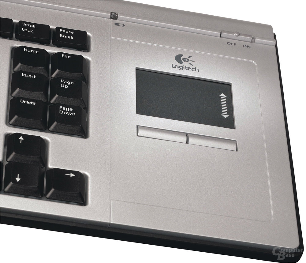 Logitech Cordless MediaBoard für PlayStation 3