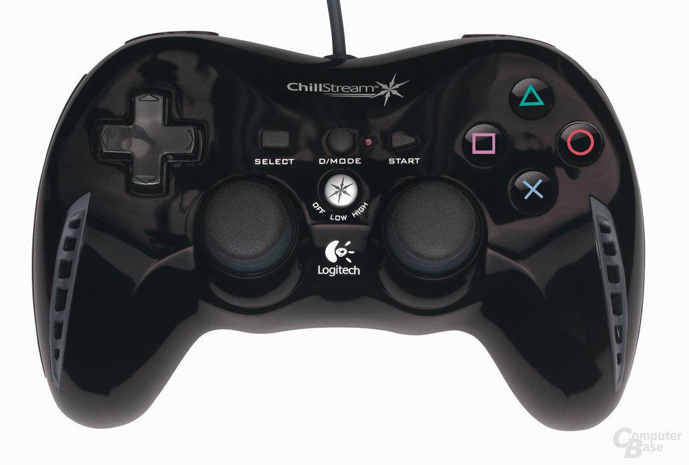 Logitech ChillStream Controller für PS3