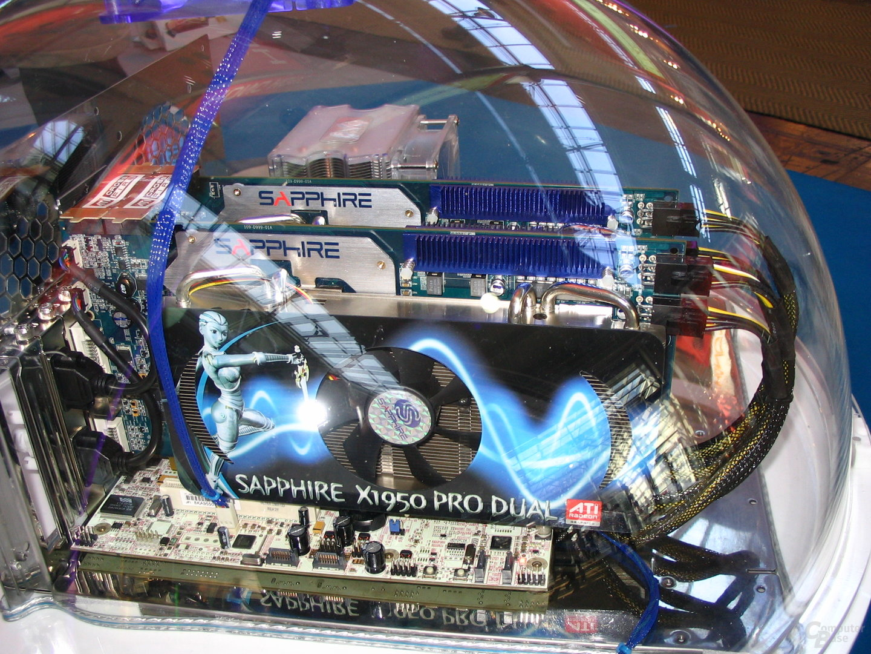 Sapphire Radeon X1950 Pro Dual