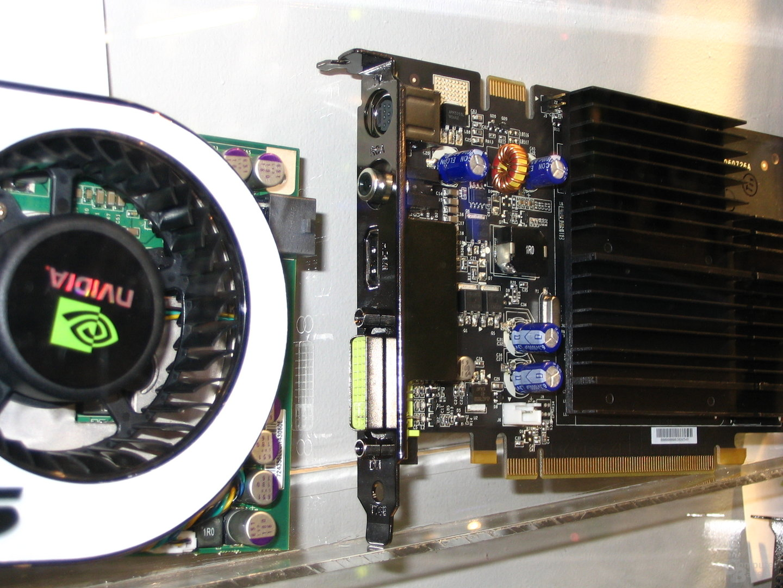 XFX GeForce 7600 GS HDMI