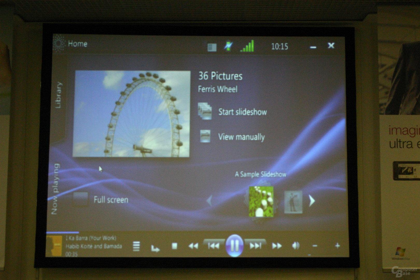 Samsung Q1 Ultra UMPC