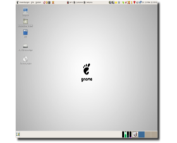 GNOME 2.18 Desktop