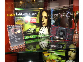 Gainward GeForce 7800 GS AGP