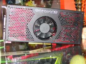 Gainward GeForce 7800 GS AGP