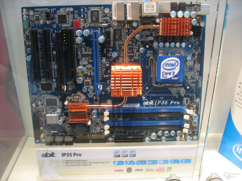 Abit IP35 Pro