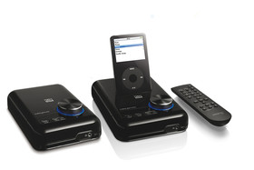 Xdock & X-Fi Wireless Receiver