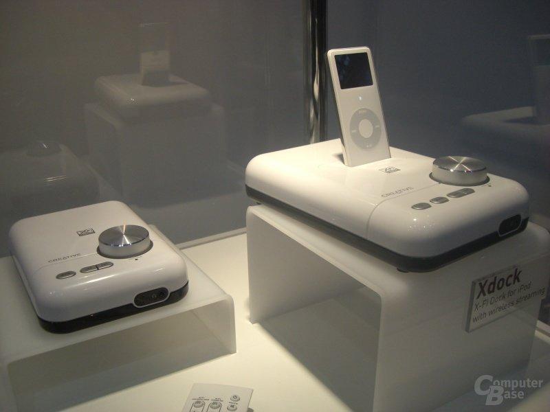 Xdock & X-Fi Wireless Receiver