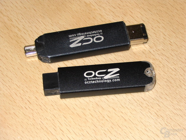 FireWire-Sticks von OCZ