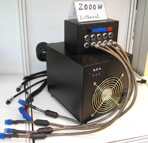 Topower-Netzteil mit 2.000 Watt