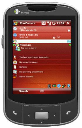 HTC elf (P3450)