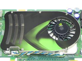 POV GeForce 8600 GTS Kuehlsystem