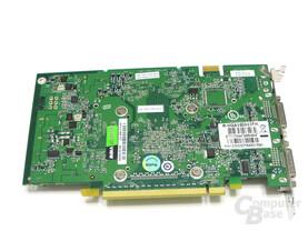 POV GeForce 8600 GTS Rueckseite