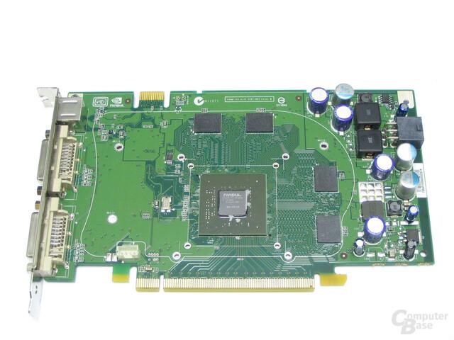 POV GeForce 8600 GTS ohne Kuehler