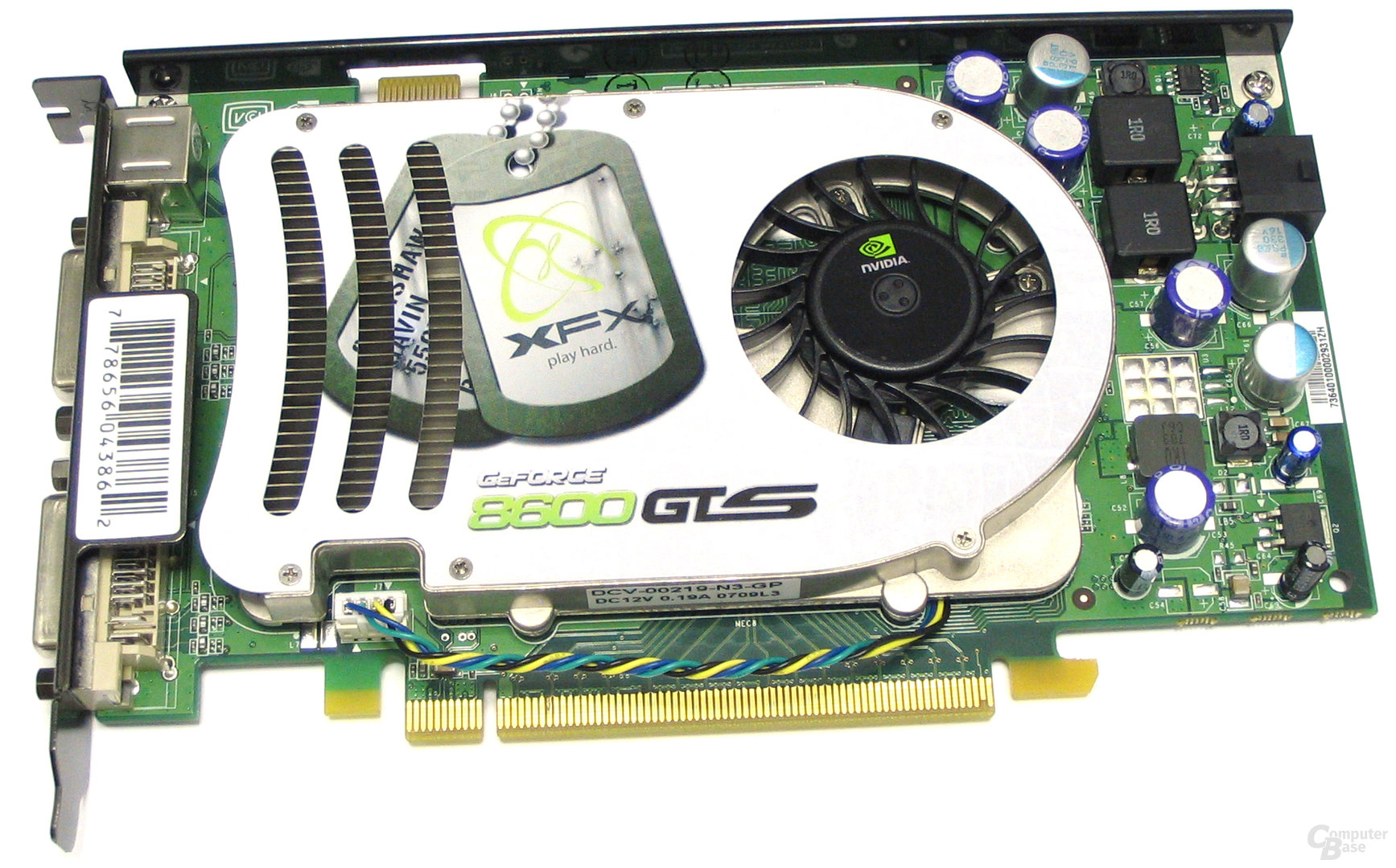 XFX GeForce 8600 GTS XXX