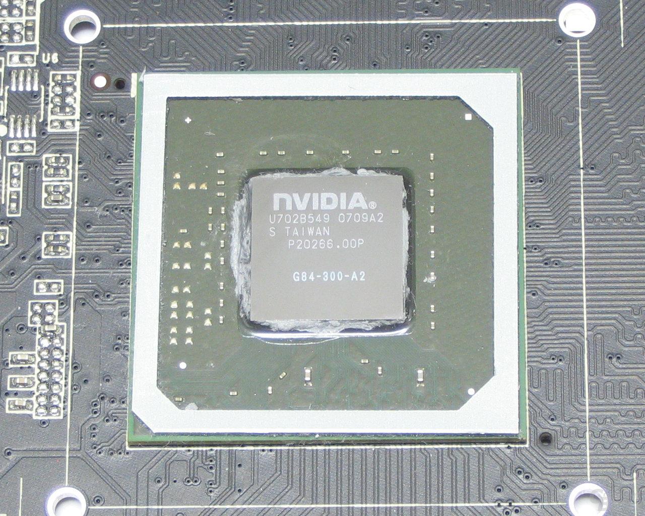 nVidia G84 300
