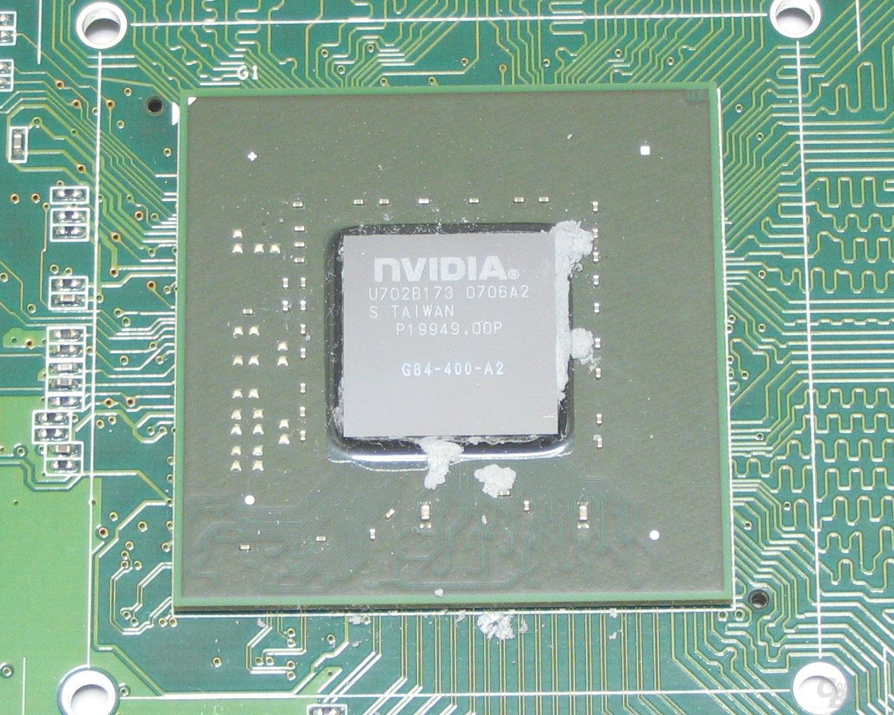 nVidia G84 400