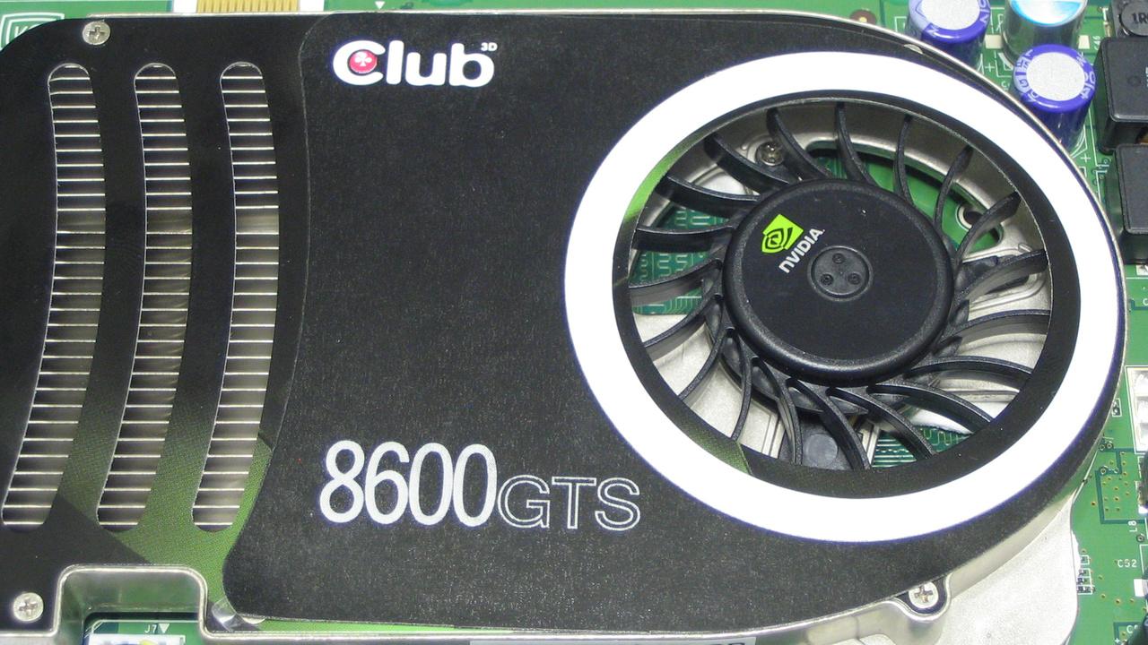 nVidia GeForce 8600 GTS (SLI) und 8600 GT im Test: Mid-Range mit Direct3D-10-Unterstützung