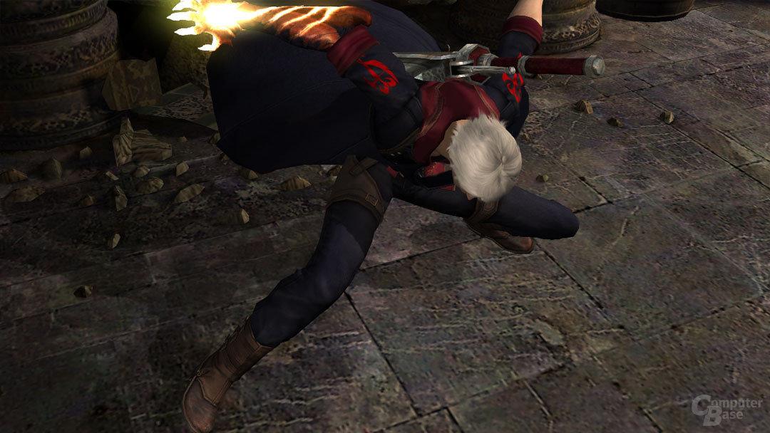 Devil May Cry 4 von Capcom