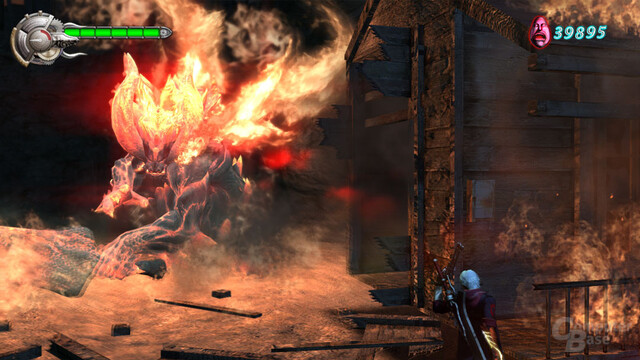 Devil May Cry 4 von Capcom