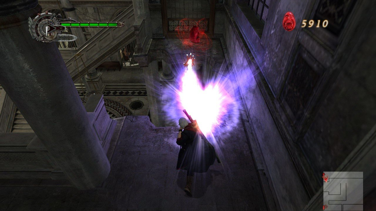 Devil May Cry 4| 2.5.07