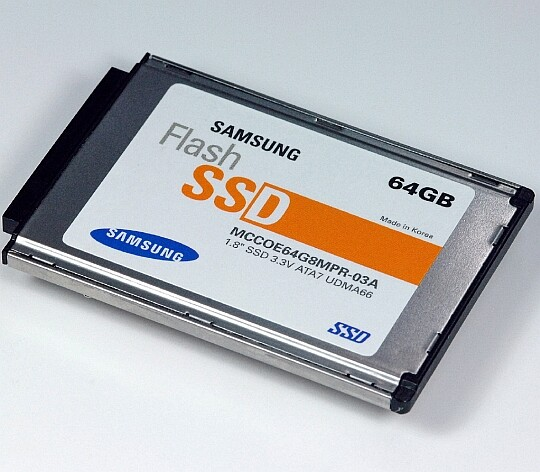 Samsung Solid State Disk