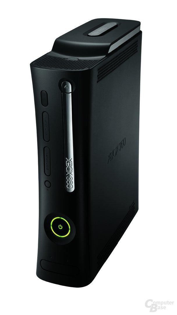 Microsoft Xbox 360 Elite mit HDMI und 120 GB Festplatte