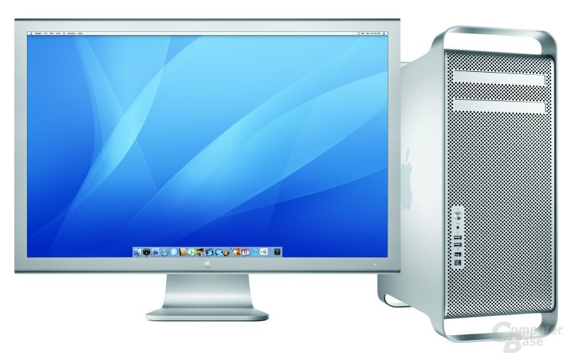 """Mac Pro mit 30"""" Cinema HD Display"""