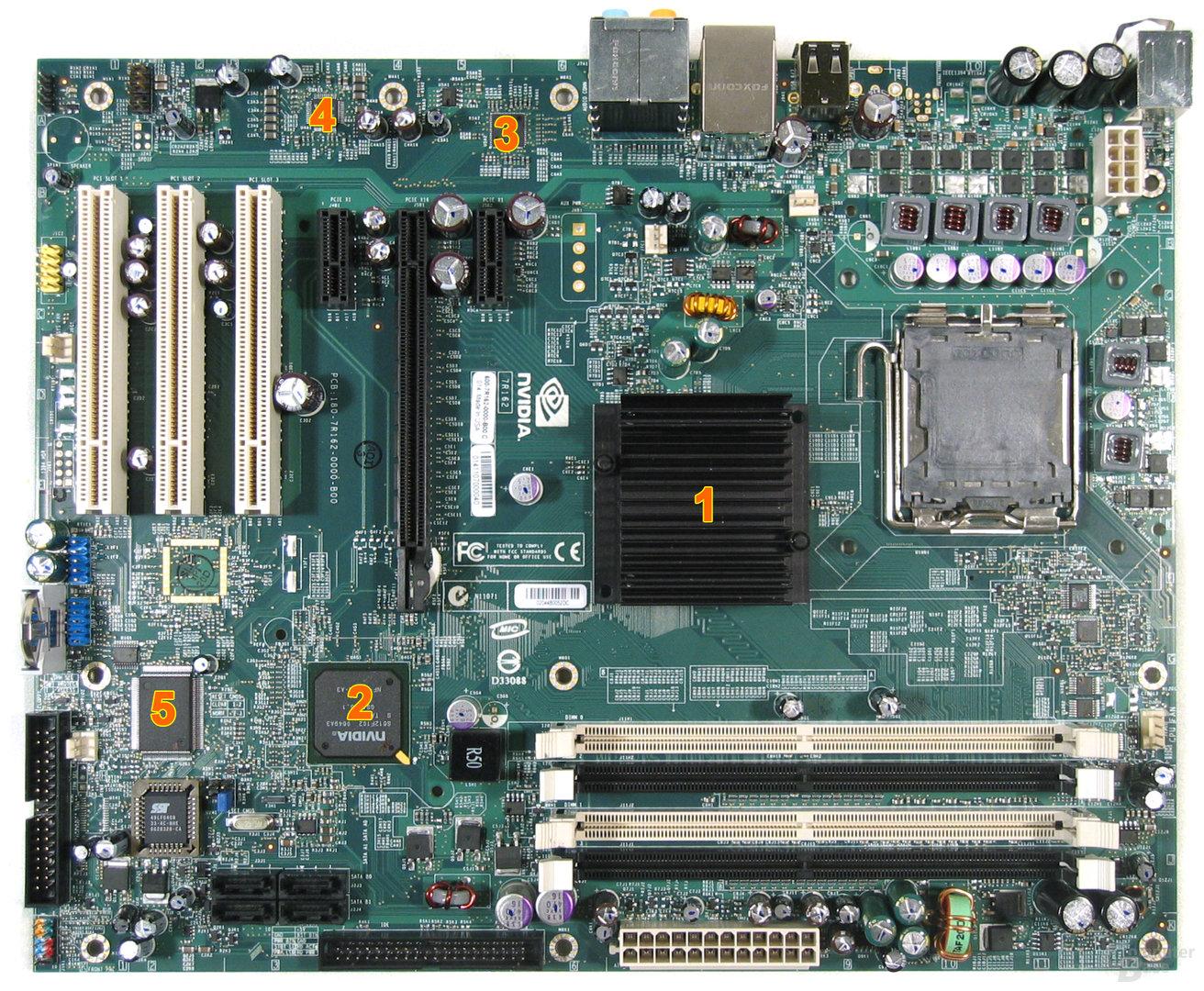 EVGA 122-CK-NF66 Komponenten