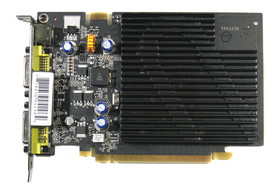 XFX GeForce 7600 GS