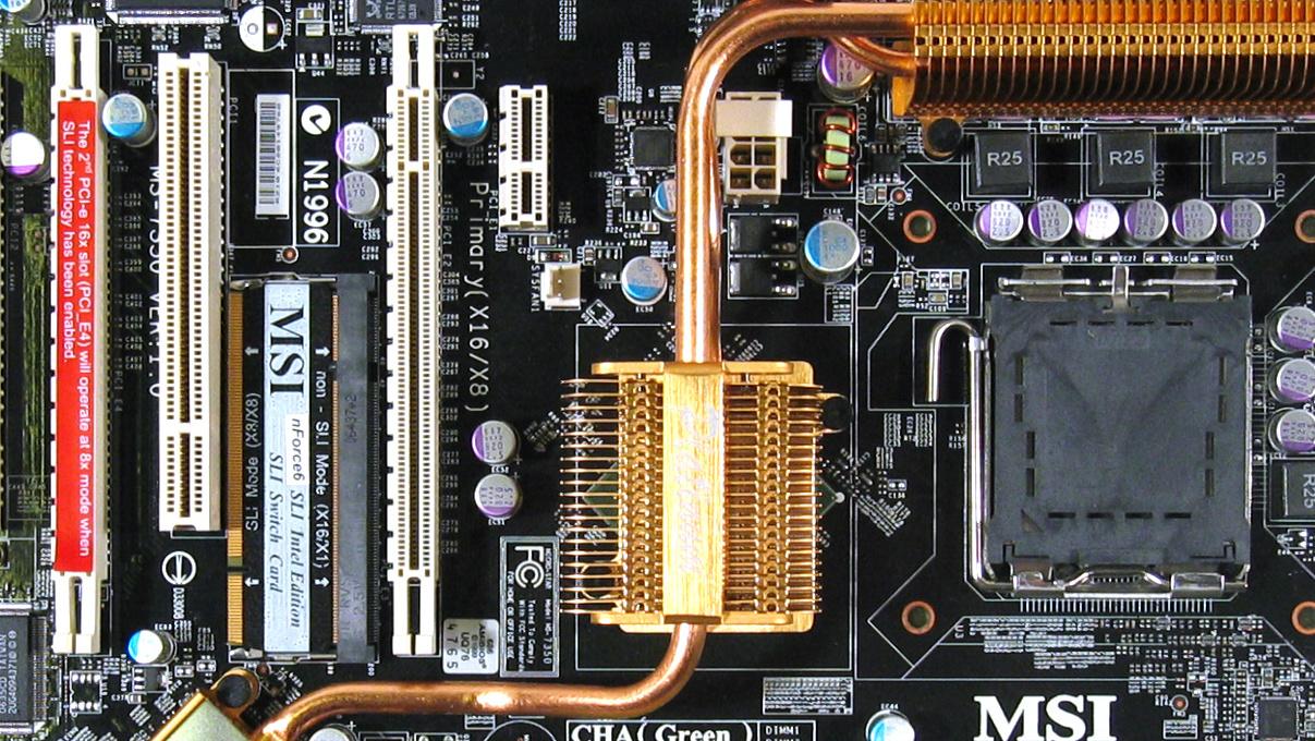 MSI P6N SLI Platinum im Test: Nvidia SLI mit Intel-Prozessor
