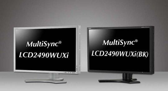 NEC LCD2490WUXi