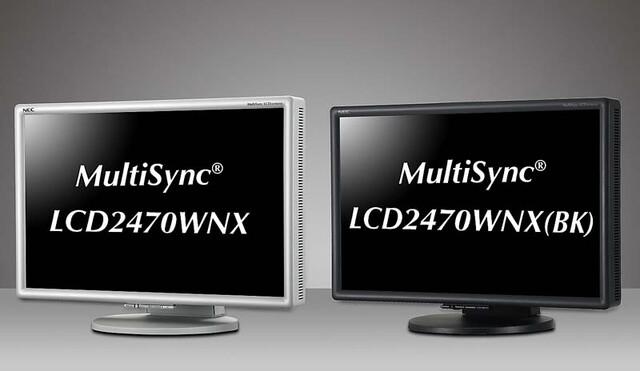 NEC LCD2470WNX
