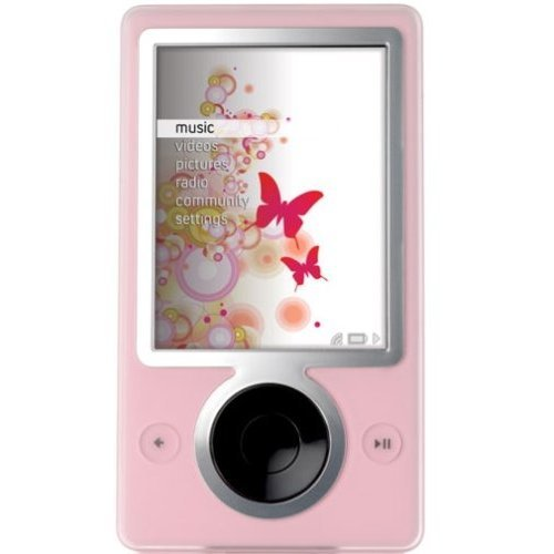"Microsoft ""Zune"" in ""Baby Pink"""