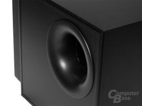 Bass-Reflex-Kanal
