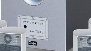 5.1-Systeme im Test: Teufel CEM PE gegen Logitech Z-5450 Digital