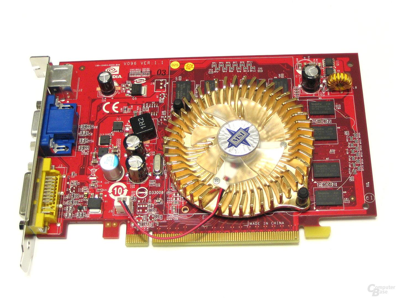 MSI GeForce 8500 GT