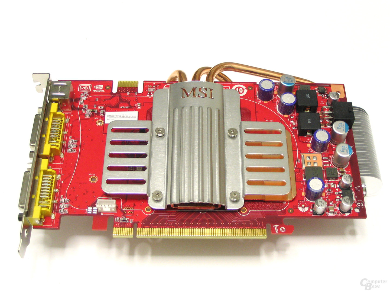 MSI GeForce 8600 GTS