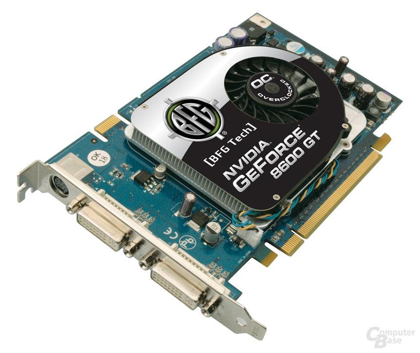 BFG GeForce 8600 GT OC
